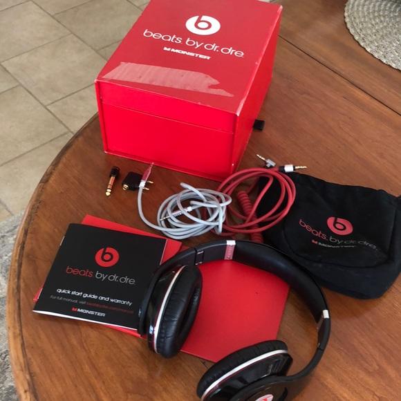 Beats Studio 1 Wired Headphones